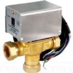Worcester Heatslave Priority Valve 22mm part no 87161201310